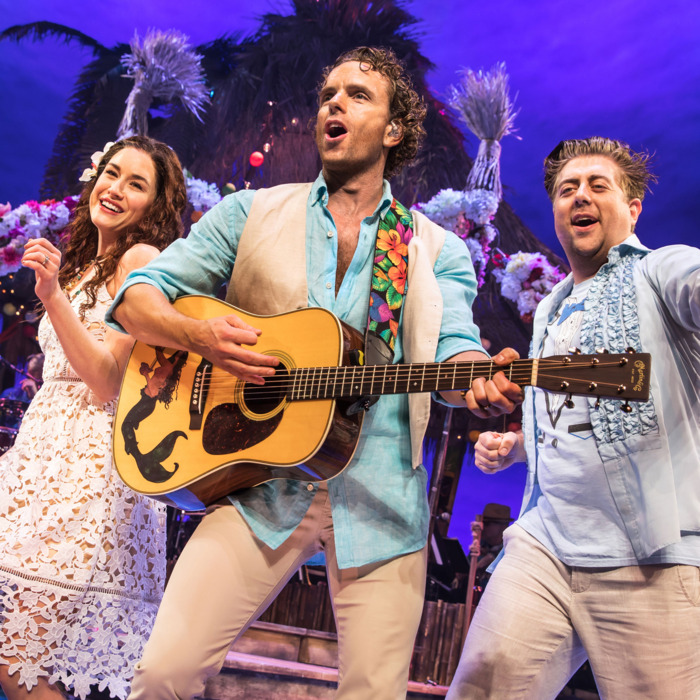 Theater Review: When 'Margaritaville' Comes to Times Square