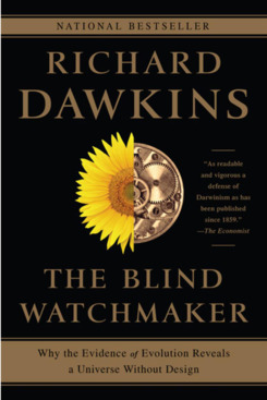 """""""The Blind Watchmaker,"""" by Richard Dawkins"""