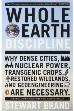 """""""Whole Earth Discipline,"""" by Stewart Brand"""