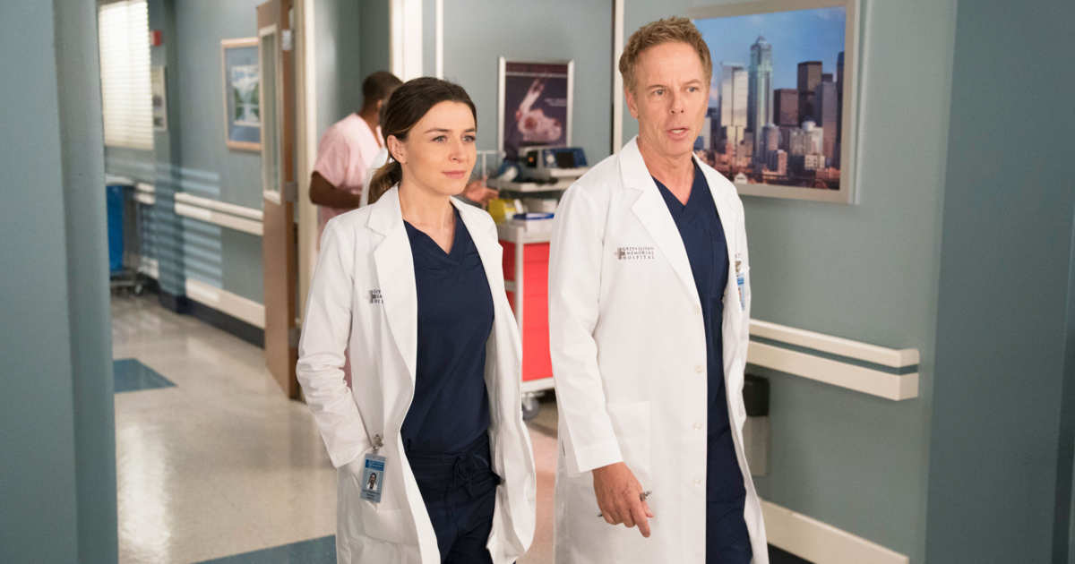 Greys Anatomy Recap Season 14 Episode 18