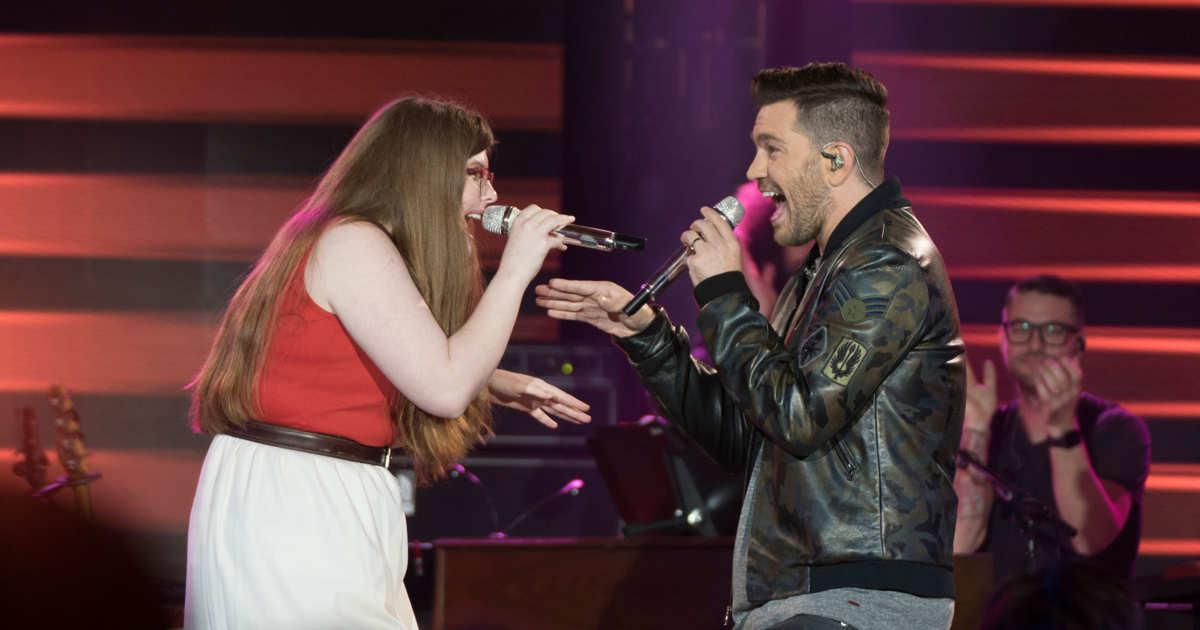 599c22a356dc5 American Idol  Recap Season 16 Episode 10  Top 24 Duets
