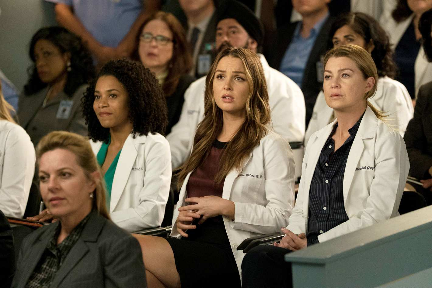 Grey\'s Anatomy\' Recap Season 14 Episode 20: \'Judgment Day\'
