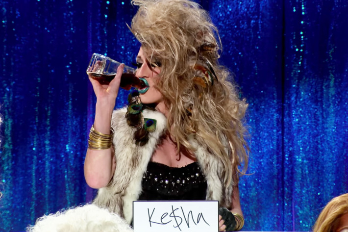 75. Detox as Kesha (Season 5)