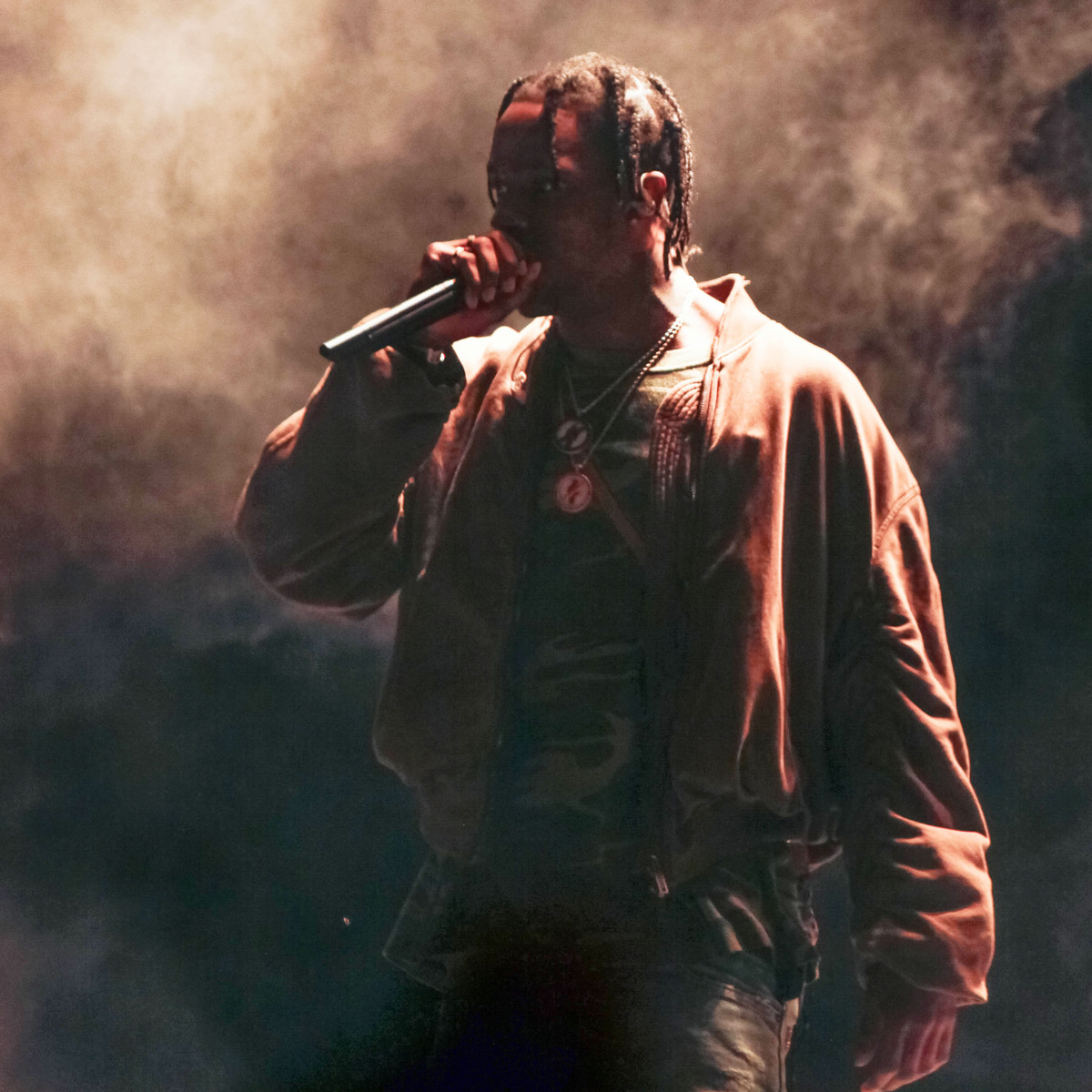 bc685e8ca818 The Brightest Star on Travis Scott's 'Watch' Isn't Kanye West