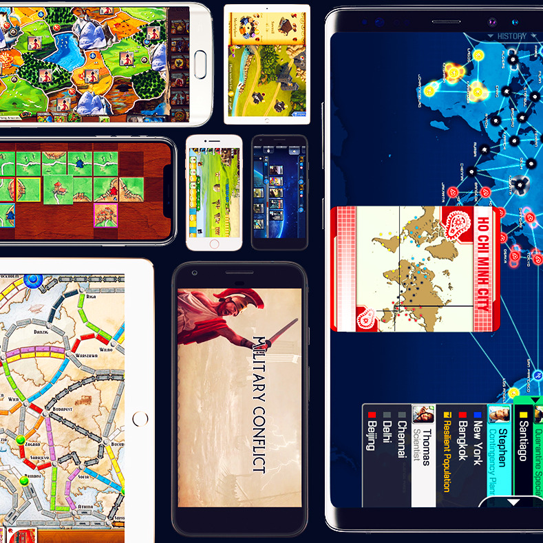 The 25 Best Board-Game Mobile Apps for 2018