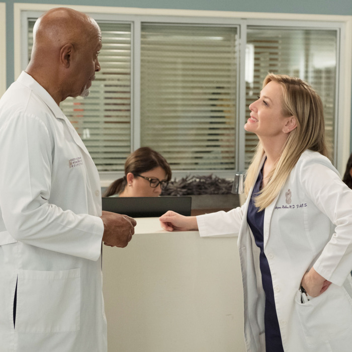 Greys Anatomy Recap Season 14 Episode 23 Cold As Ice