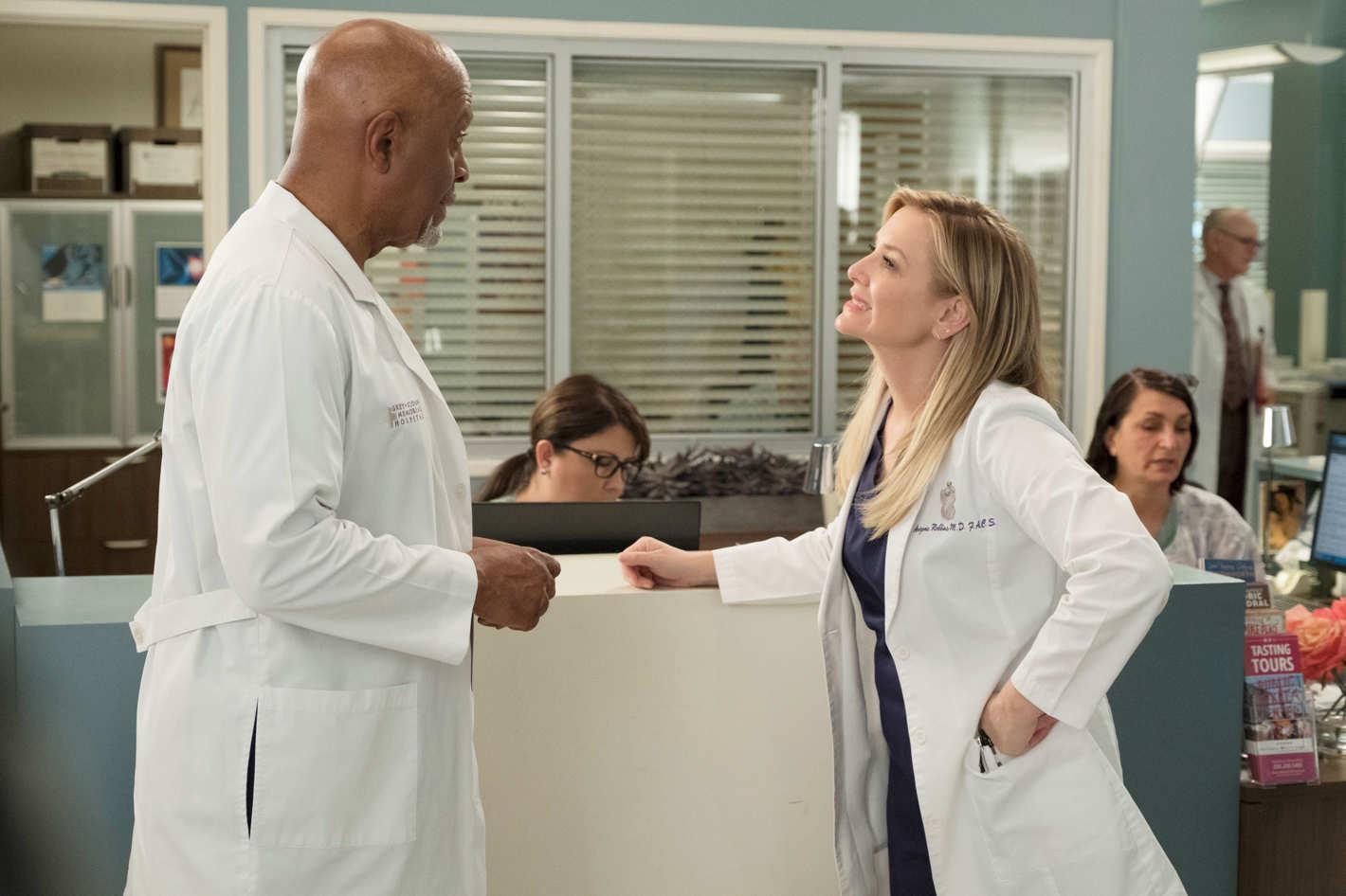 Grey\'s Anatomy\' Recap Season 14 Episode 23: \'Cold As Ice\'