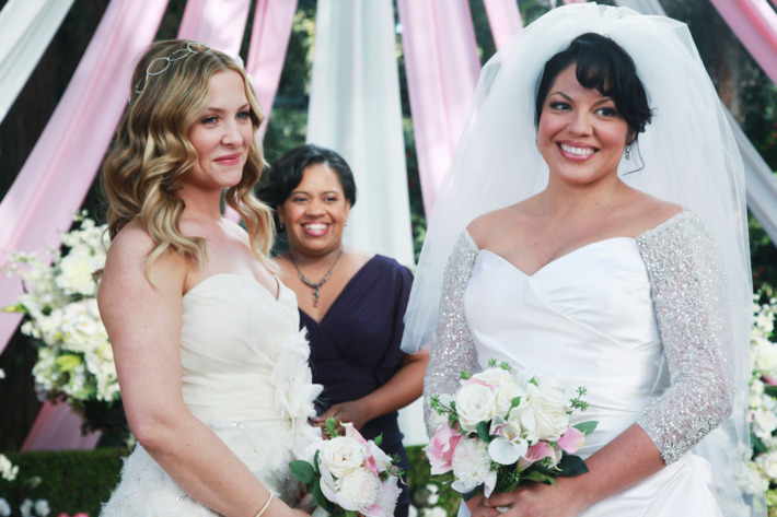 Greys Anatomy Lets Rank All The Weddings
