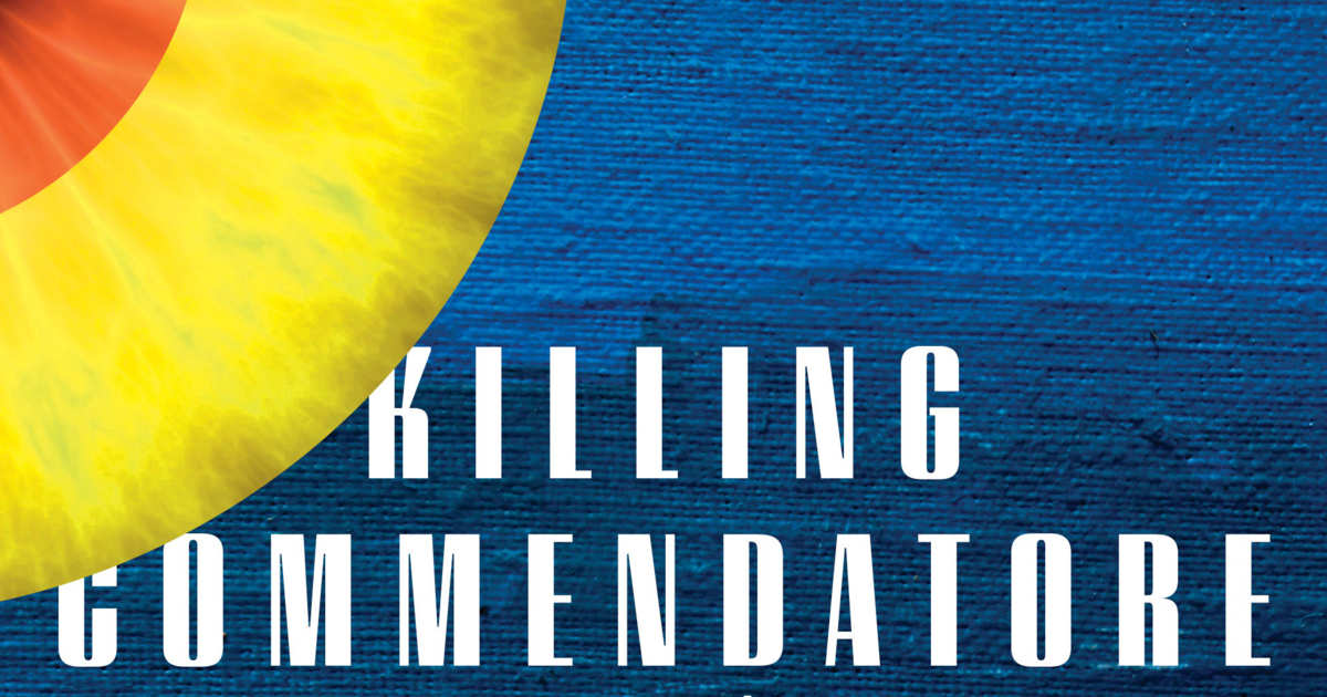 How Murakami's Killing Commendatore Cover Came Together