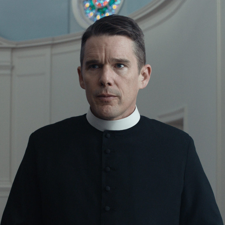 Let's Talk About the Ending of 'First Reformed'