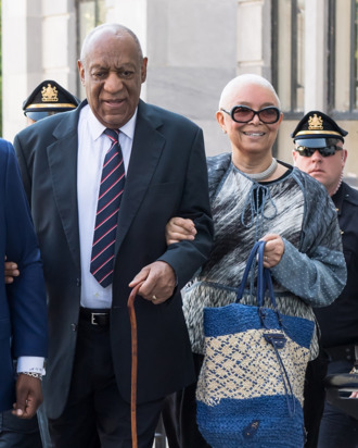 Bill and Camille Cosby.