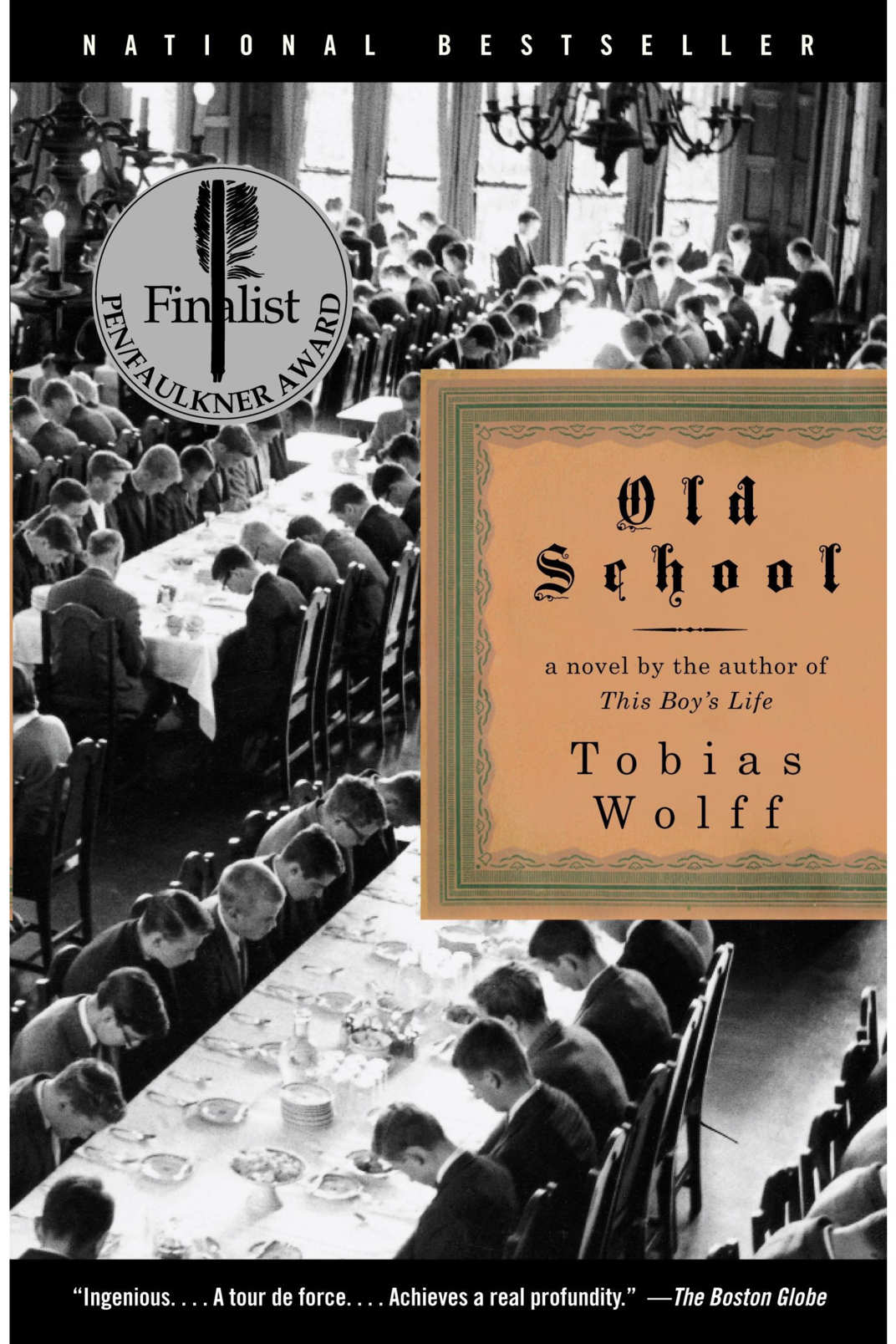 """Old School,"" by Tobias Wolff"