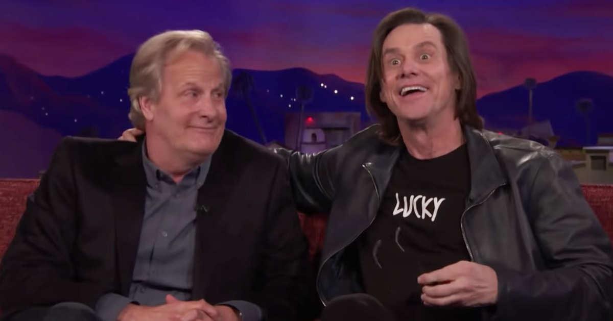 Jim Carrey Surprises 'Dumb and Dumber' Co-Star Jeff […]