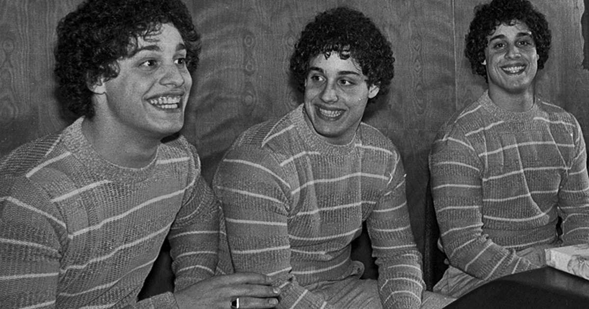 Three Identical Strangers Is a Stunning Real-Life Mystery