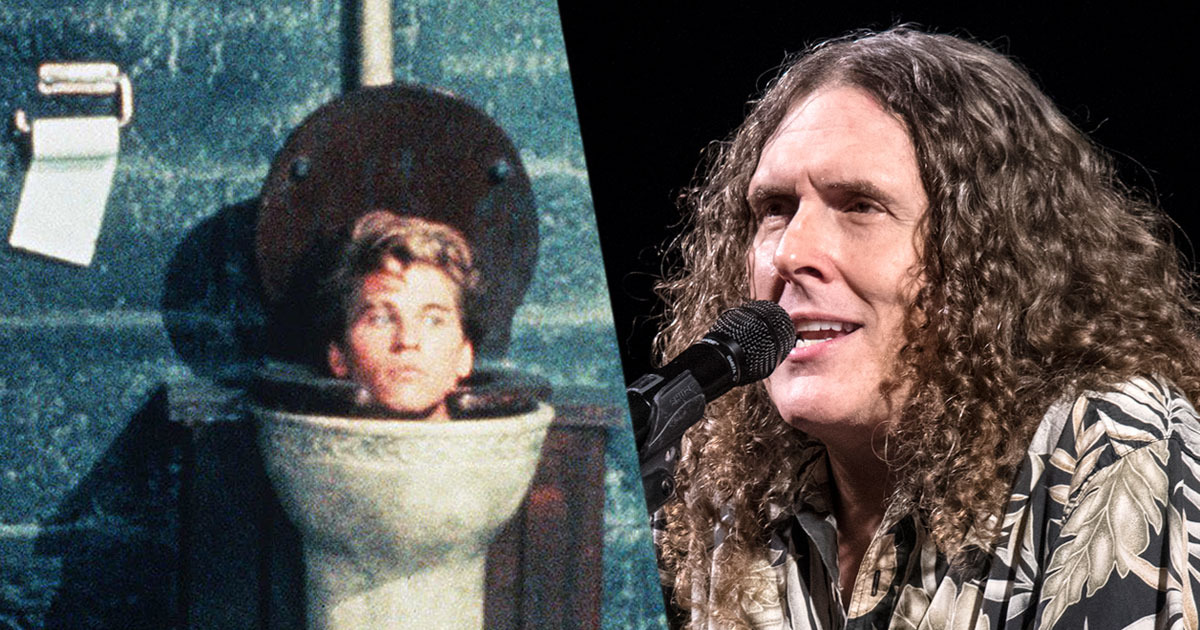 'Weird Al' Yankovic on the Genius of Top Secret!
