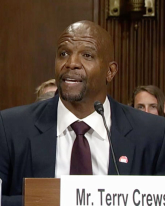 Terry Crews.