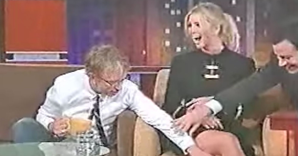 Video of Andy Dick Groping Ivanka Trump Resurfaces After His Arrest for Sexual Battery