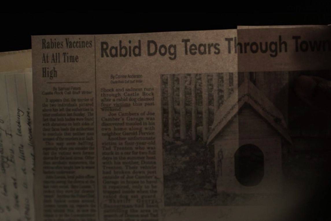 Castle Rock Every Stephen King Reference And Easter Egg