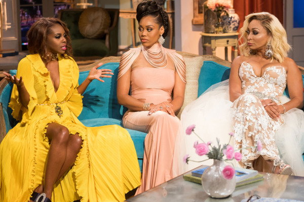 The Real Housewives Of Potomac Tv Episode Recaps News