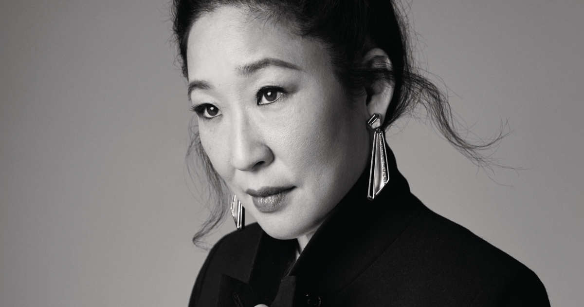 Sandra Oh Finally Gets Her Due
