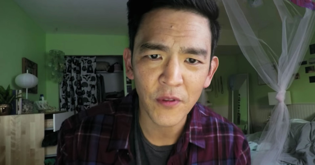 End Of Searching Movie Starring John Cho