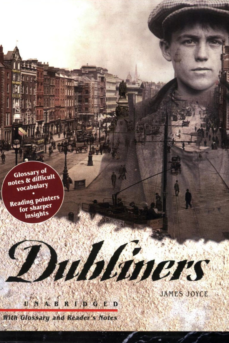 """Dubliners,"" by James Joyce"