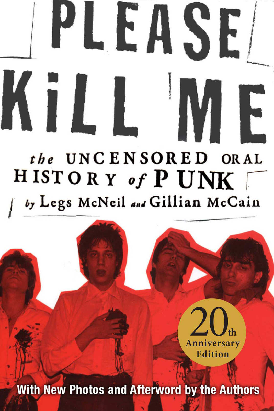 """Please Kill Me,"" by Gillian McCain and Legs McNeil"