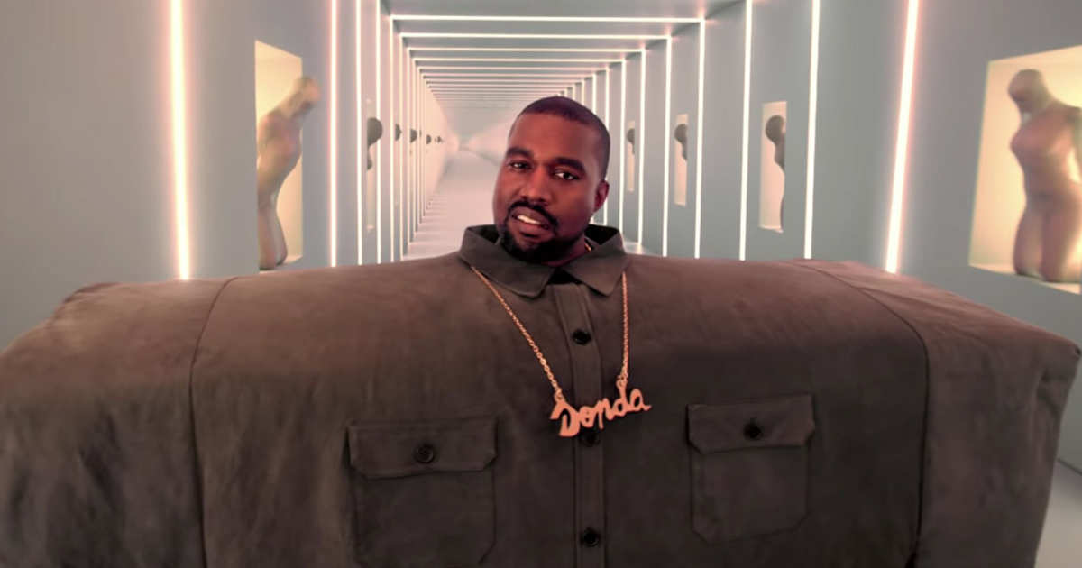 Watch Kanye's New Video Featuring Lil Pump, 'I Love It'
