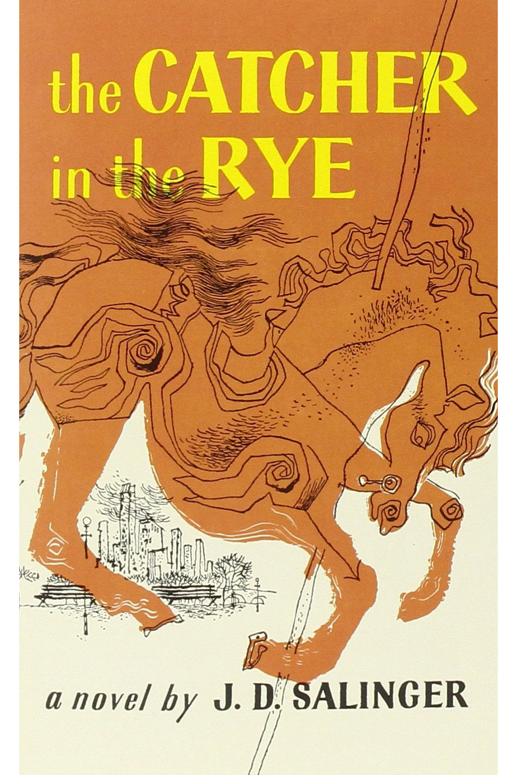 """The Catcher in the Rye,"" by J.D. Salinger"