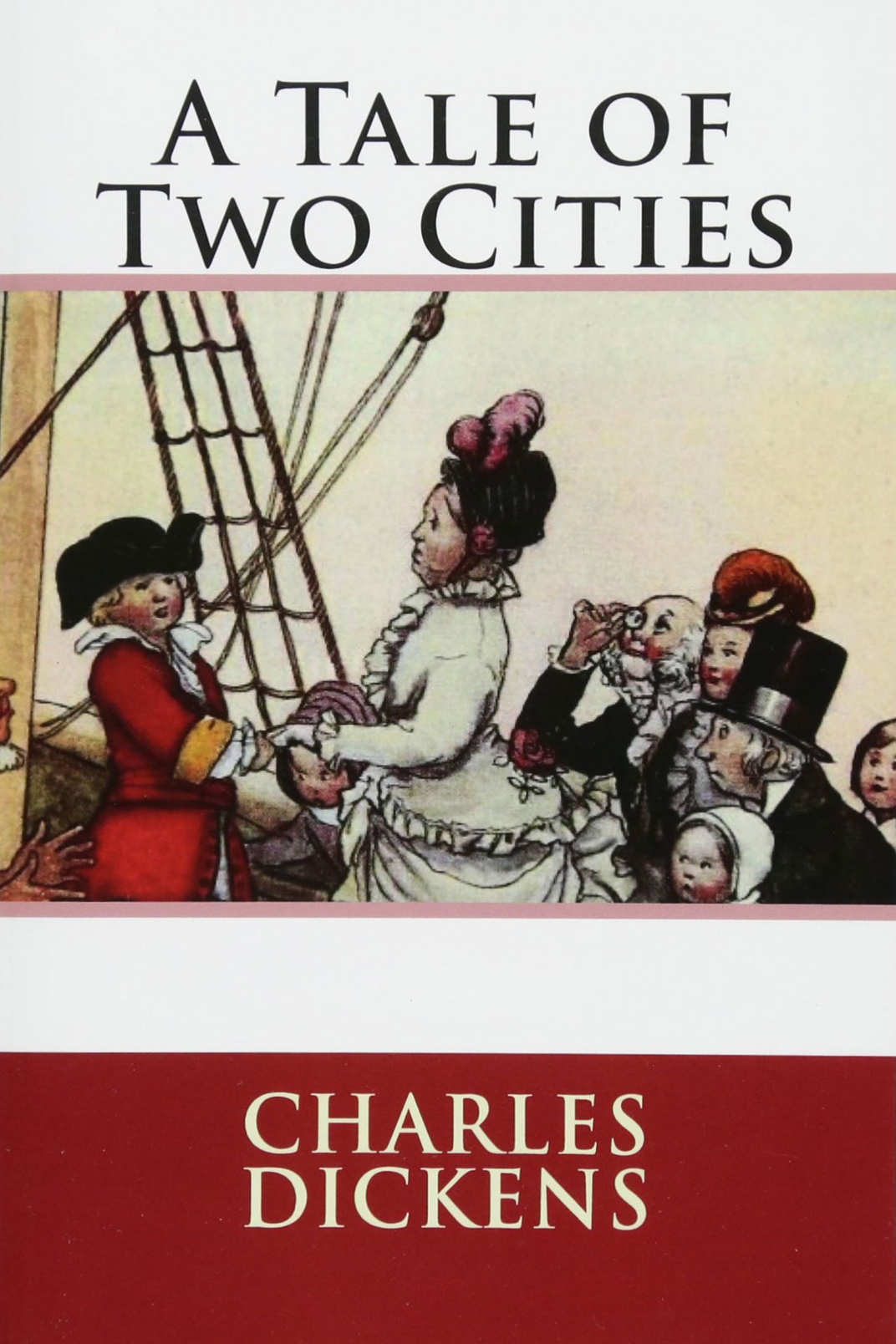 """A Tale of Two Cities,"" by Charles Dickens"