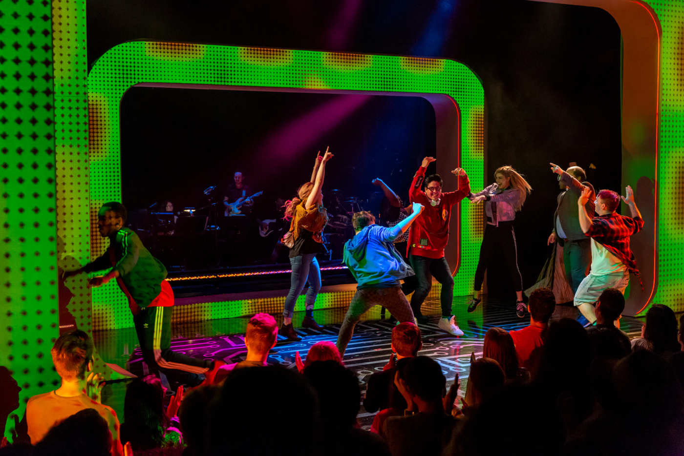Be More Chill Ended Off Broadway Run On Sept 30 Photos