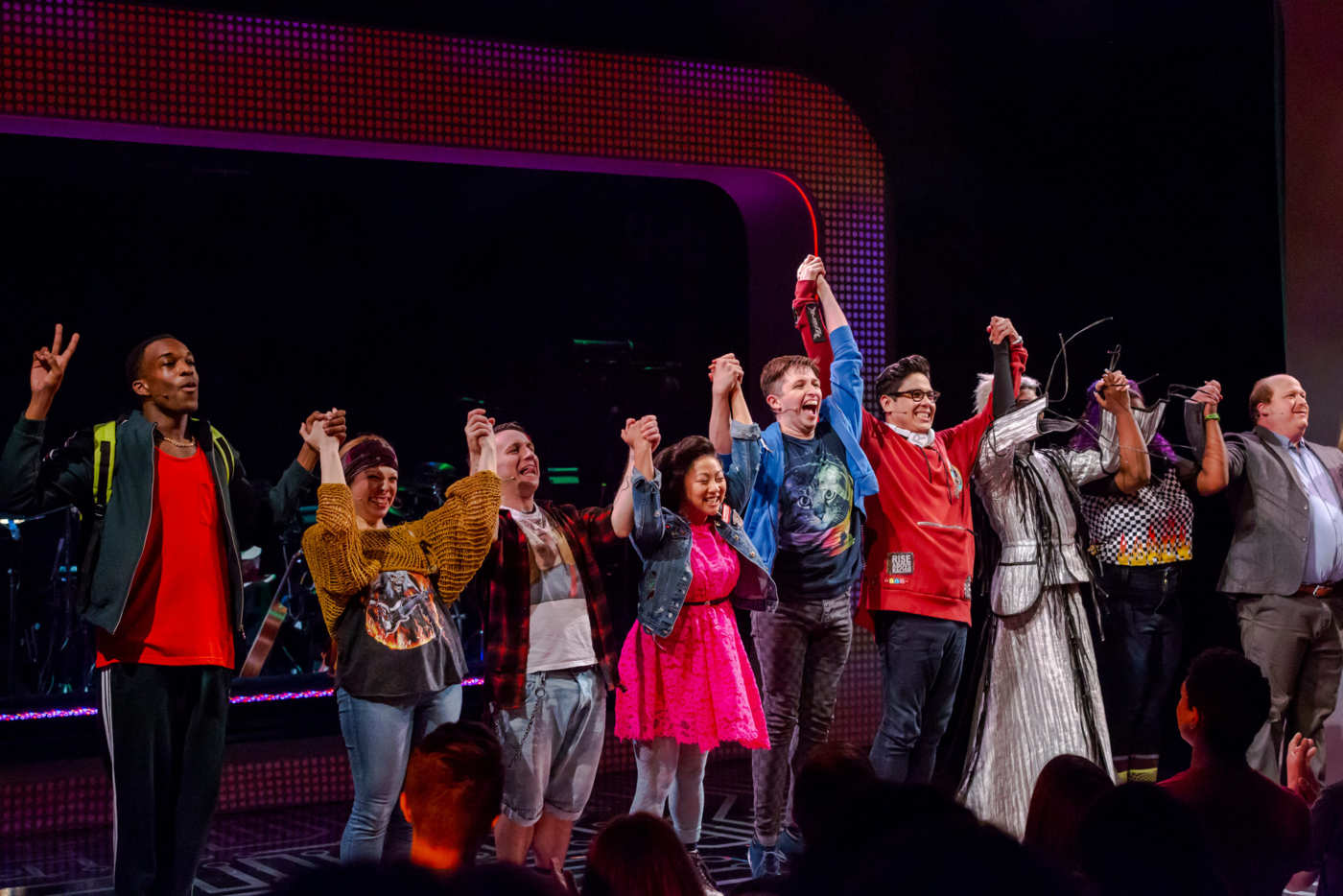 Be More Chill Ended Off-Broadway Run on Sept  30 (PHOTOS)