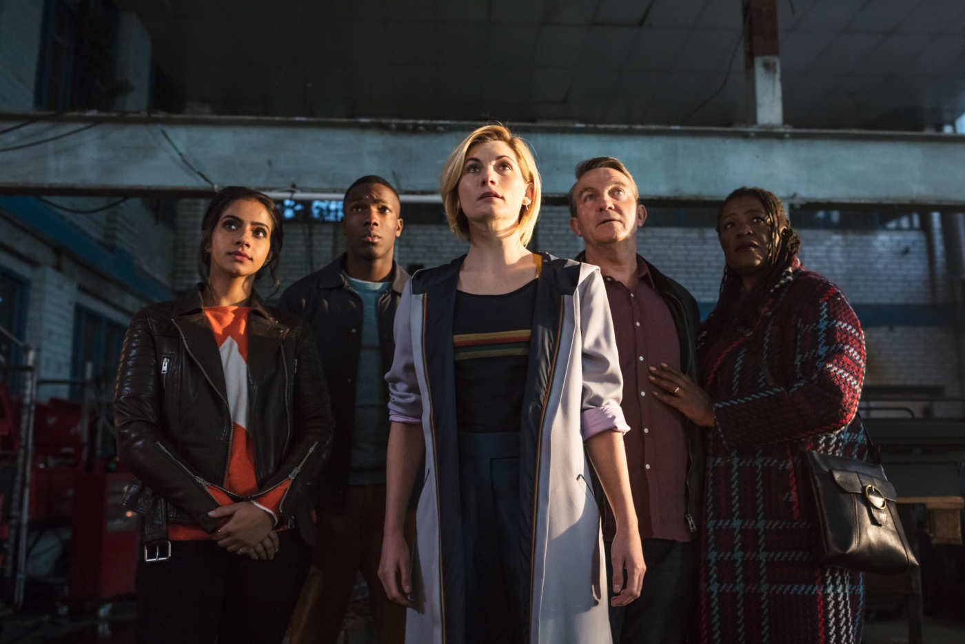Doctor Who Jodie Whittaker Is The First Female Doctor