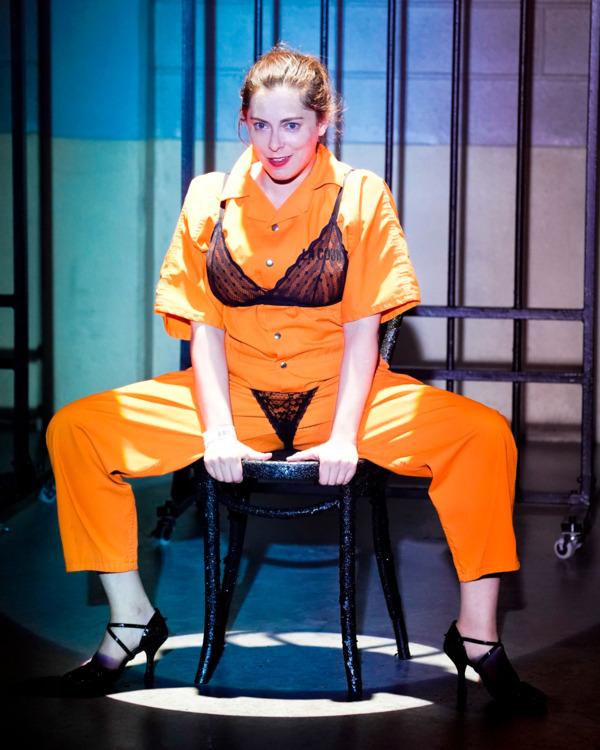 Rachel Bloom as Rebecca Bunch.