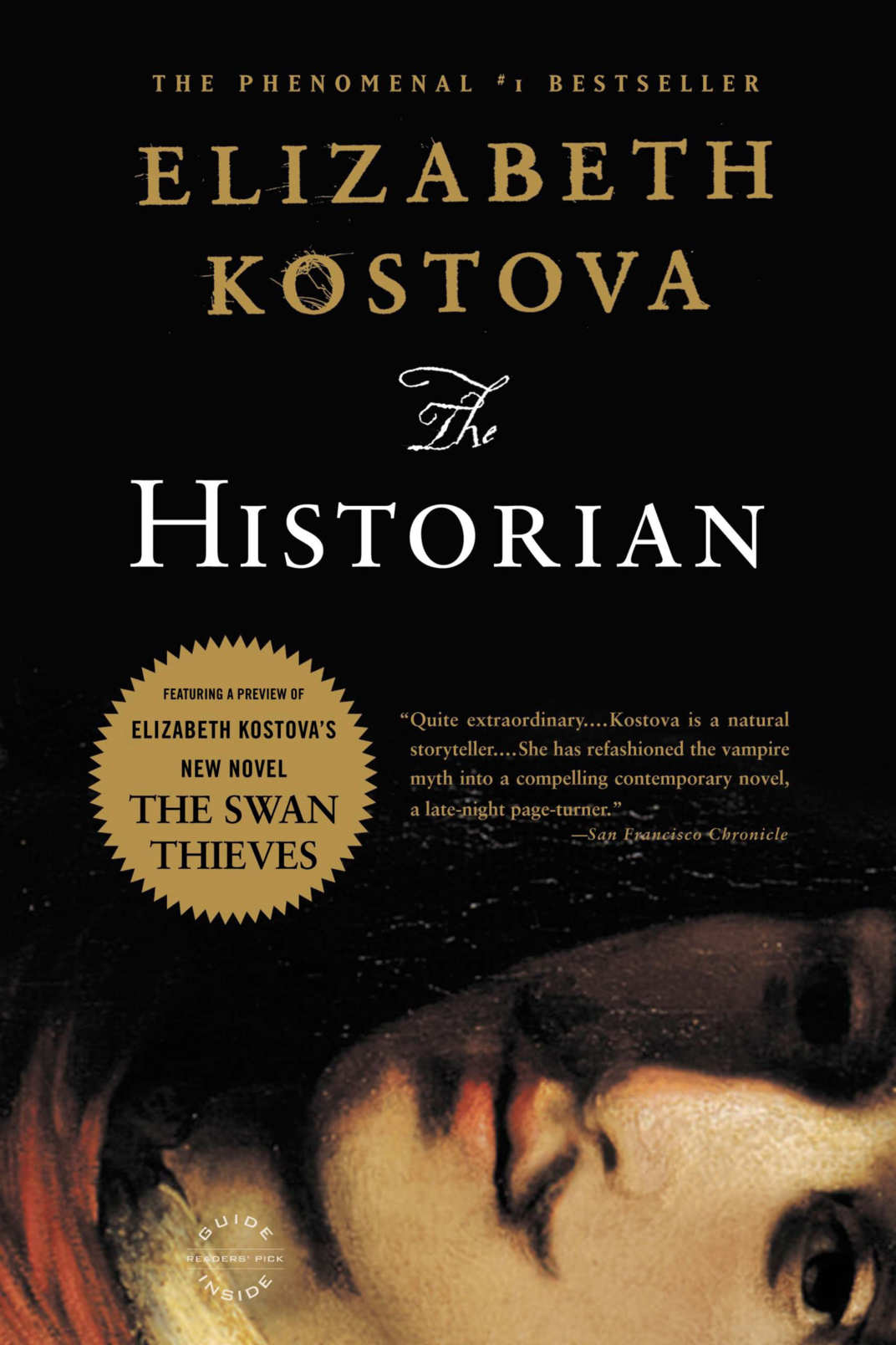 <em>The Historian</em> by Elizabeth Kostova