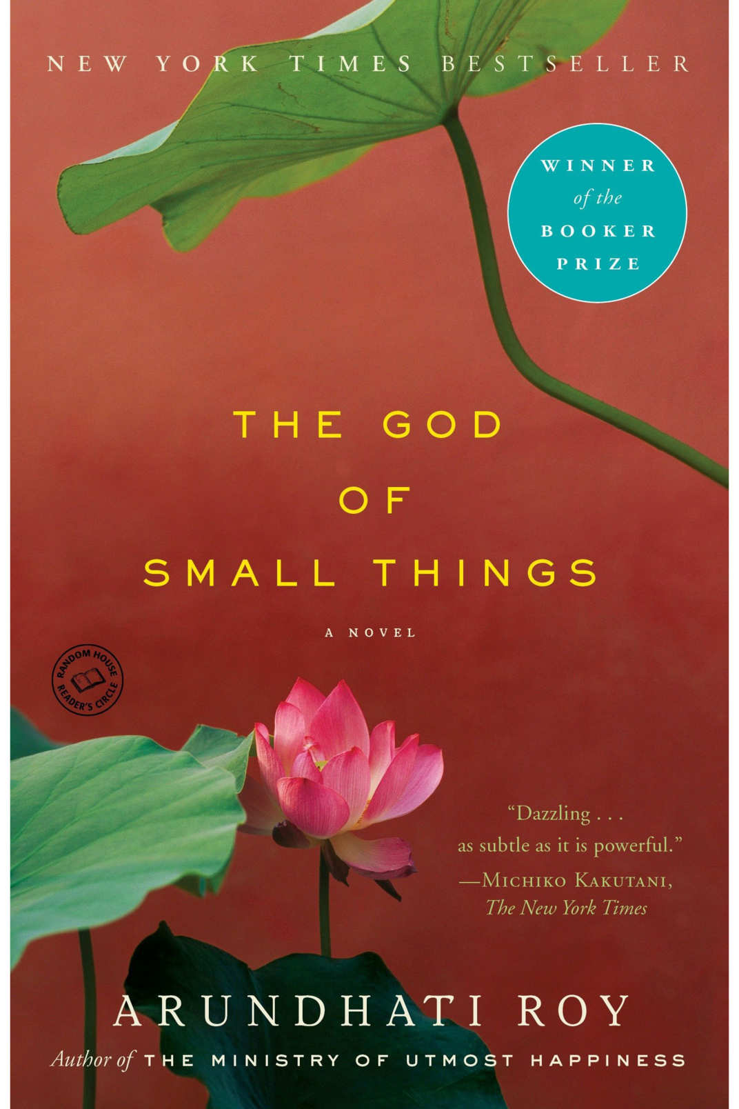 <em>The God of Small Things</em> by Arundhati Roy