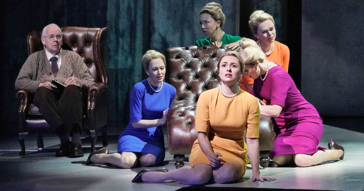 Opera Review: On the Lightness of Nico Muhly's Marnie