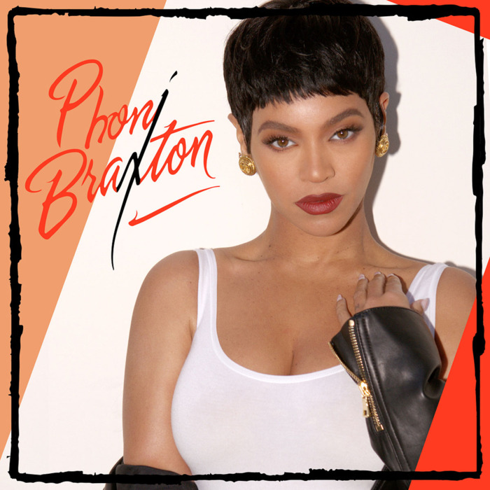 Beyoncé as Toni Braxton.