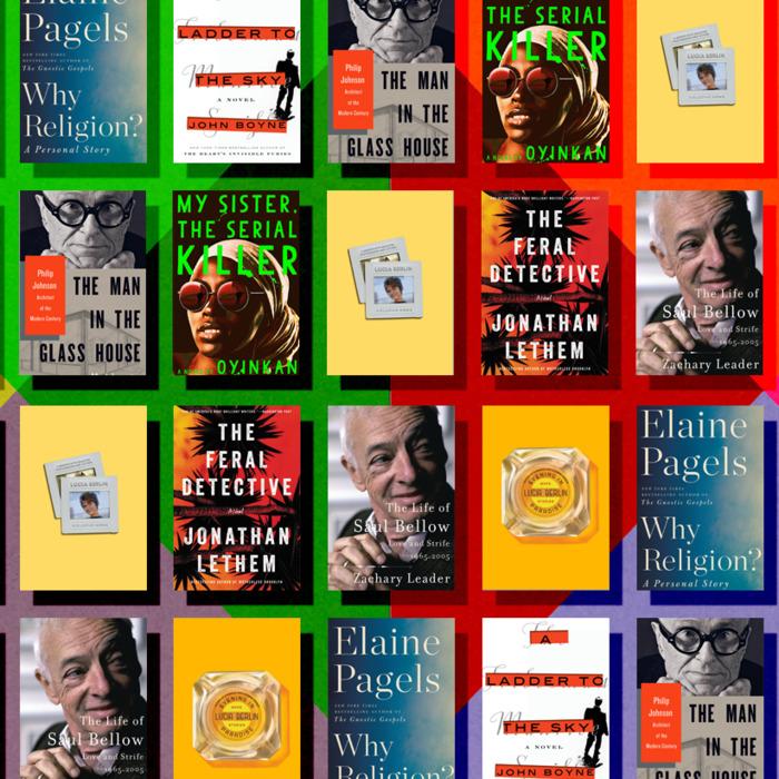 Best New Books November 2018