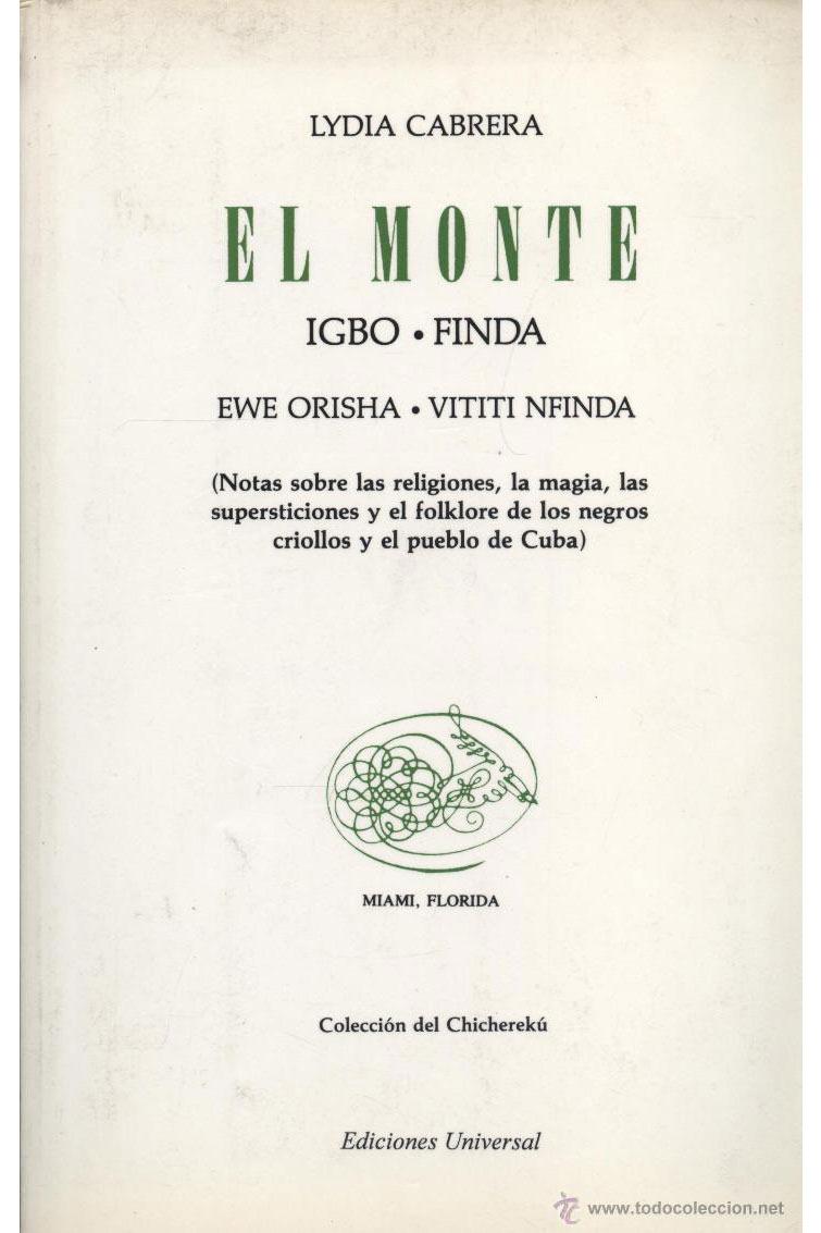 <em>El Monte</em> by Lydia Cabrera