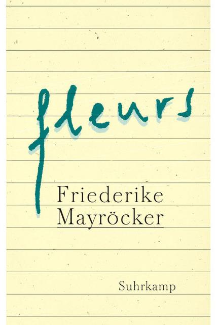 <em>Trilogy</em> by Friederike Mayröcker