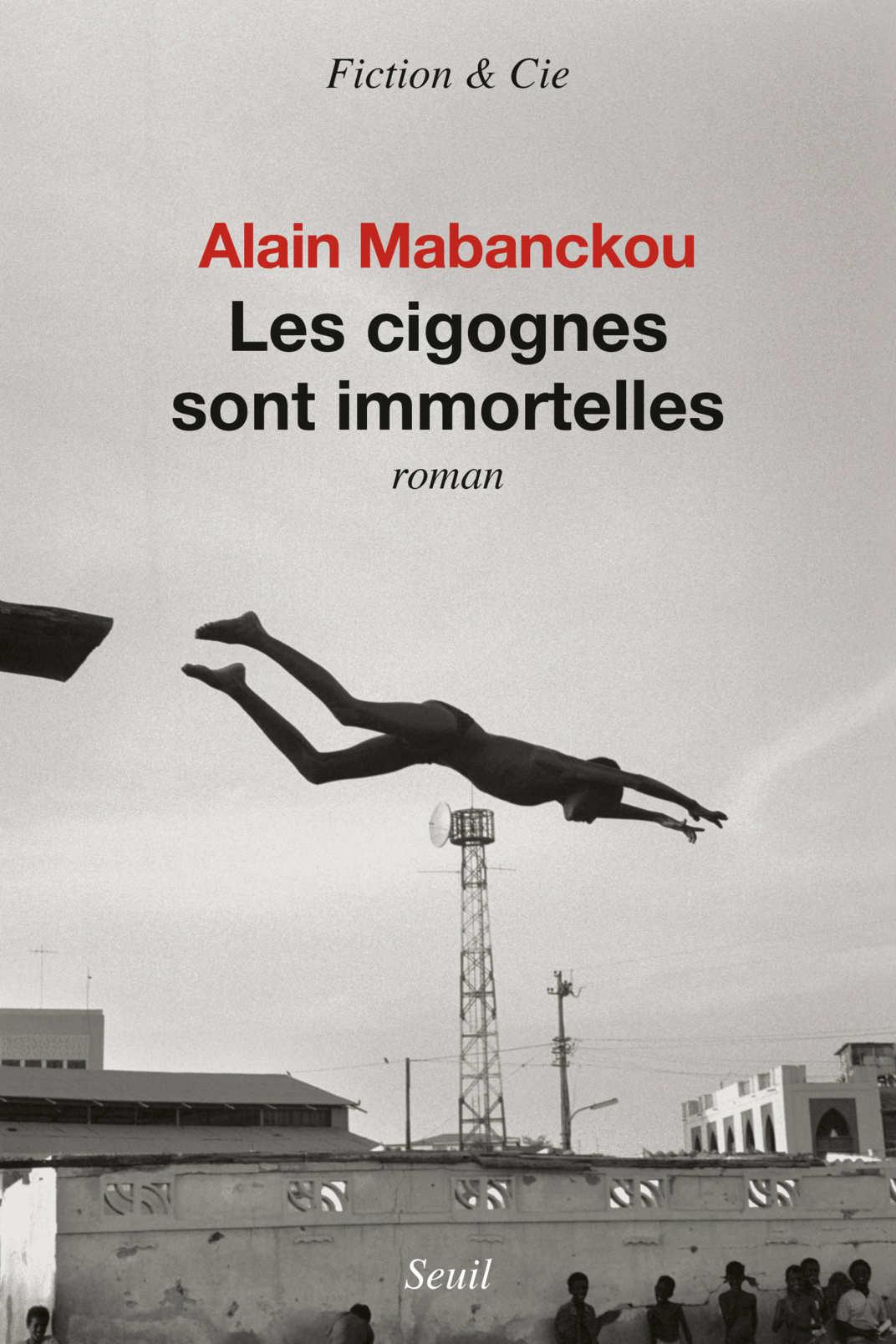 <em>Les Cigognes Sont Immortelles</em> by Alain Mabanckou