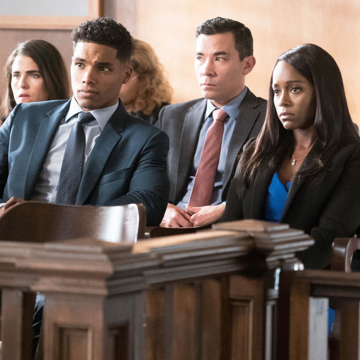 How To Get Away With Murder Recap, Season 5, Episode 7