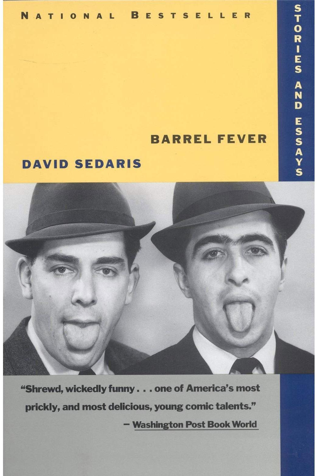<em>Barrel Fever</em> by David Sedaris