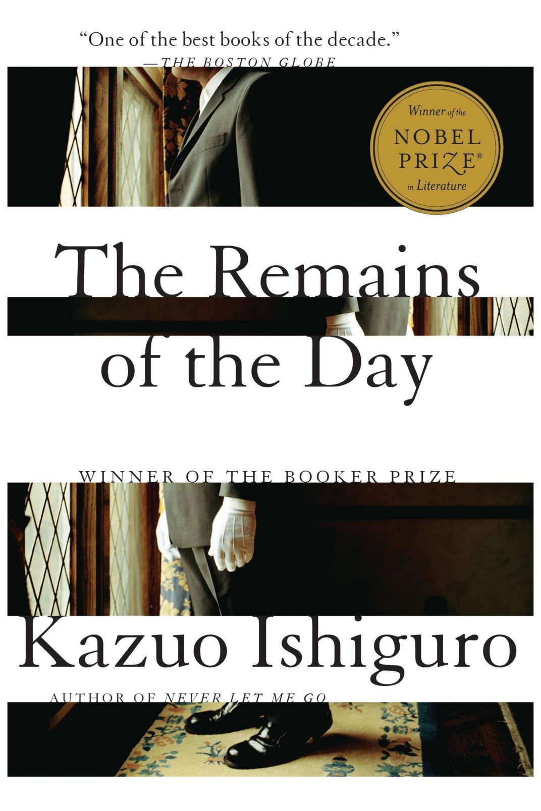 <em>Remains of the Day</em> by Kazuo Ishiguro