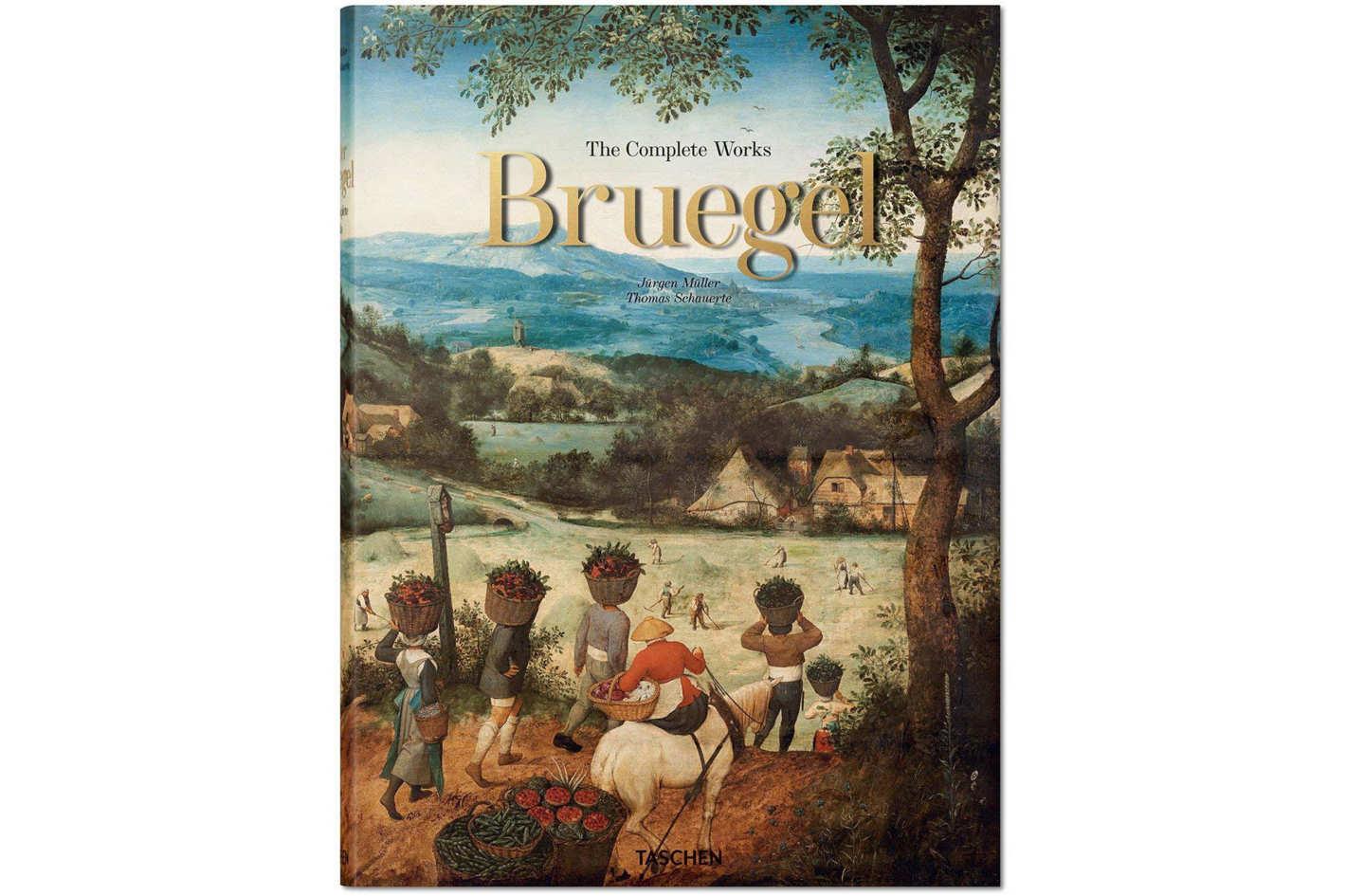<em>Pieter Bruegel XXL: The Complete Works</em> by Jurgen Muller