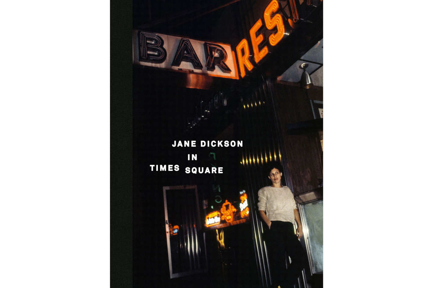 <em>Jane Dickson in Times Square </em>