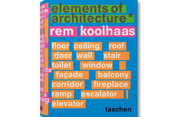 Rem Koolhaas: Elements of Architecture by Rem Koolhaas