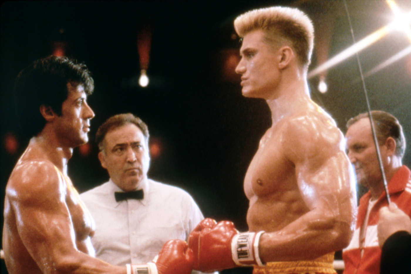 Dolph Lundgrens Long Road Back To Ivan Drago And Creed Ii