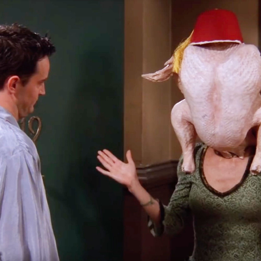 The Best 'Friends' Thanksgiving Episodes, Ranked
